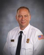Tim Rowland - Assistant Fire Marshal