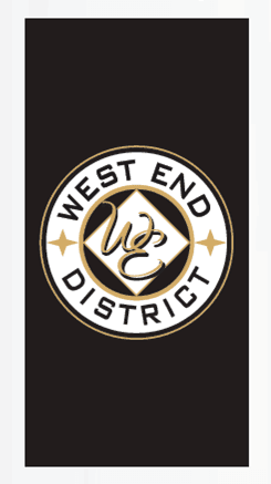 new districts - West End District & Snowden District