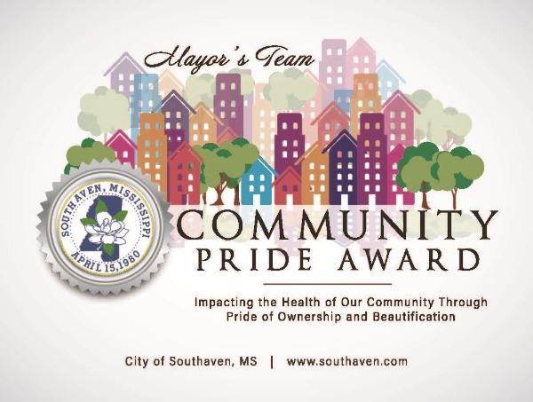 Community Pride Award